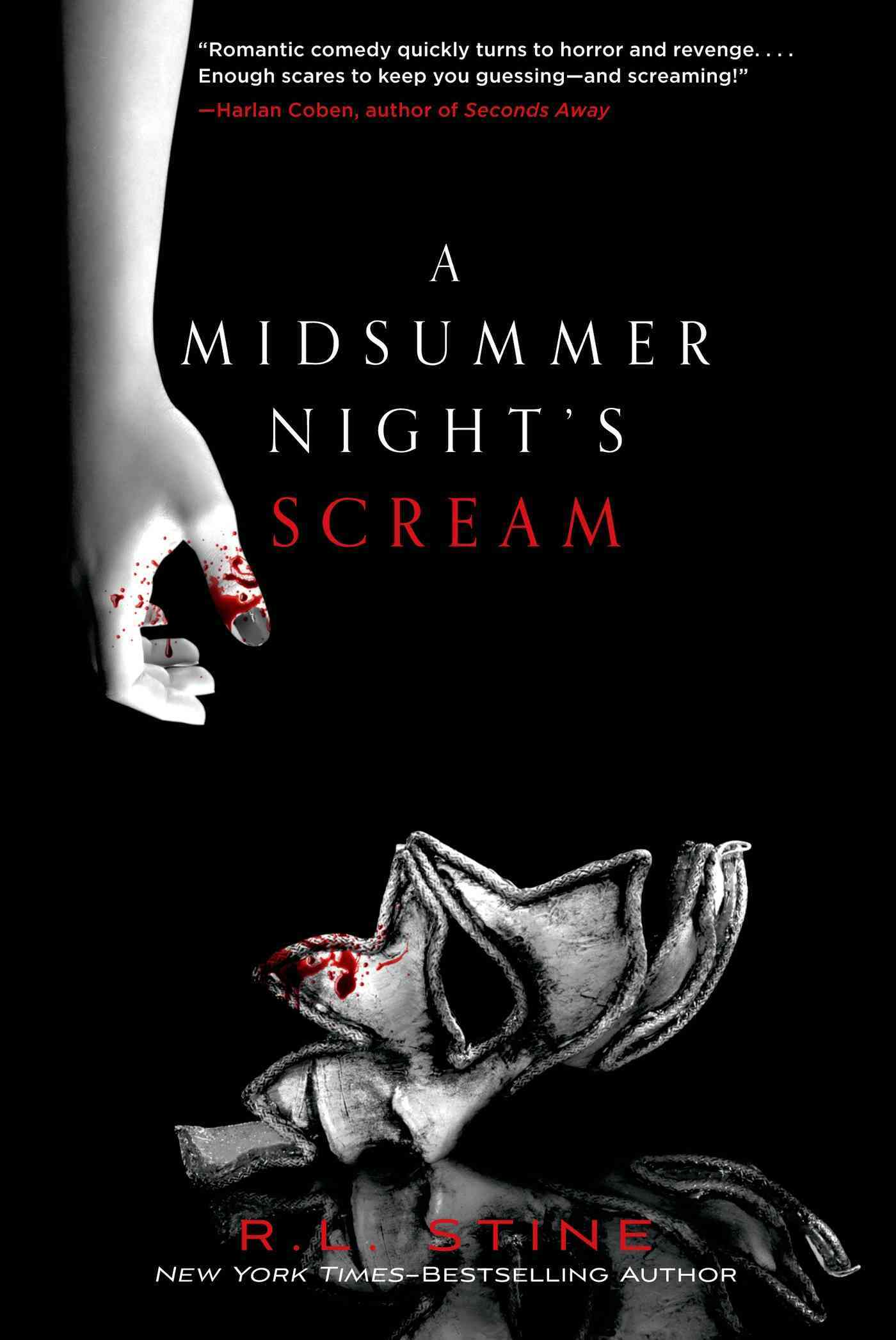 A Midsummer Night's Scream By Stine, R. L.